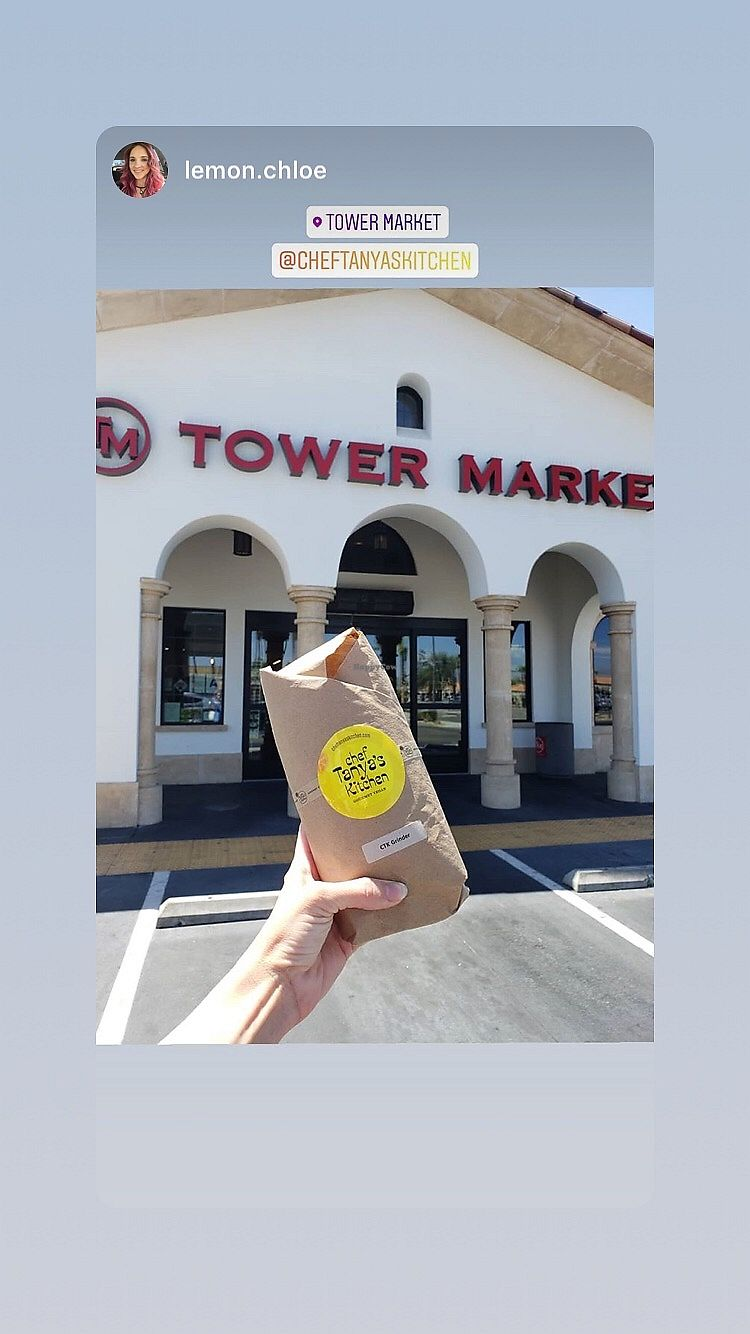 Tower Market Gas Station - Palm Desert California Other