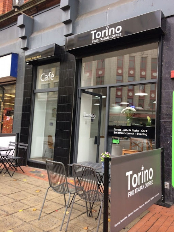 Torino Pizza Kitchen Belfast Restaurant Happycow
