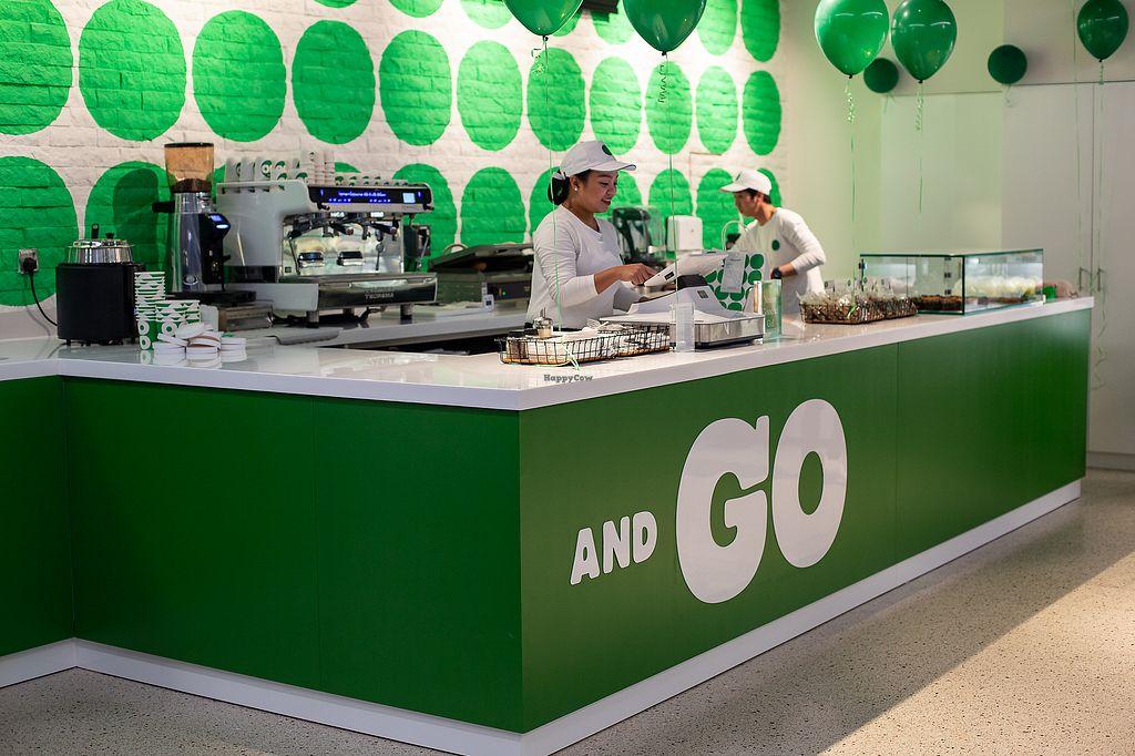 Green and Go - Doha Restaurant - HappyCow
