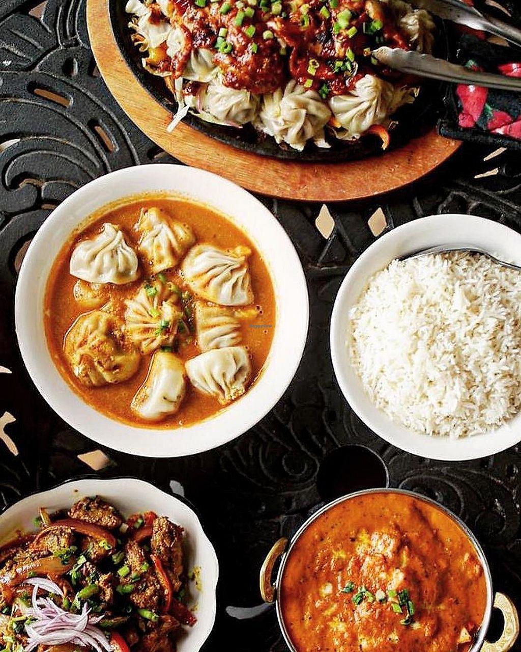 Everest Nepali Kitchen Cary North Carolina Restaurant Happycow