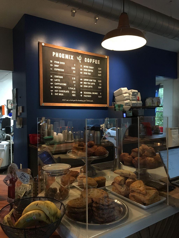 Phoenix Coffee Co Cleveland Ohio