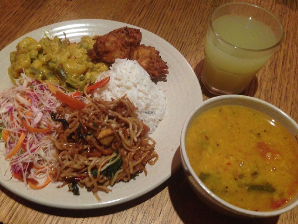Gopal S Pure Vegetarian Cafe Maroochydore Queensland Restaurant Happycow