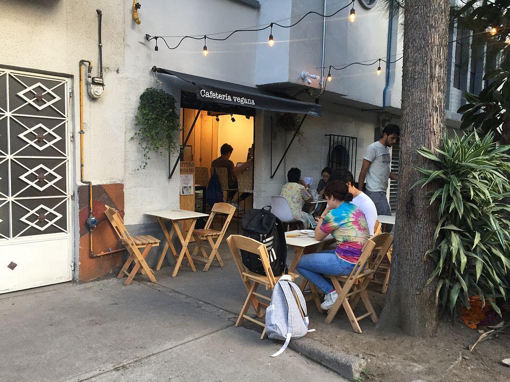 Café Vegetal - Mexico City Bakery - HappyCow