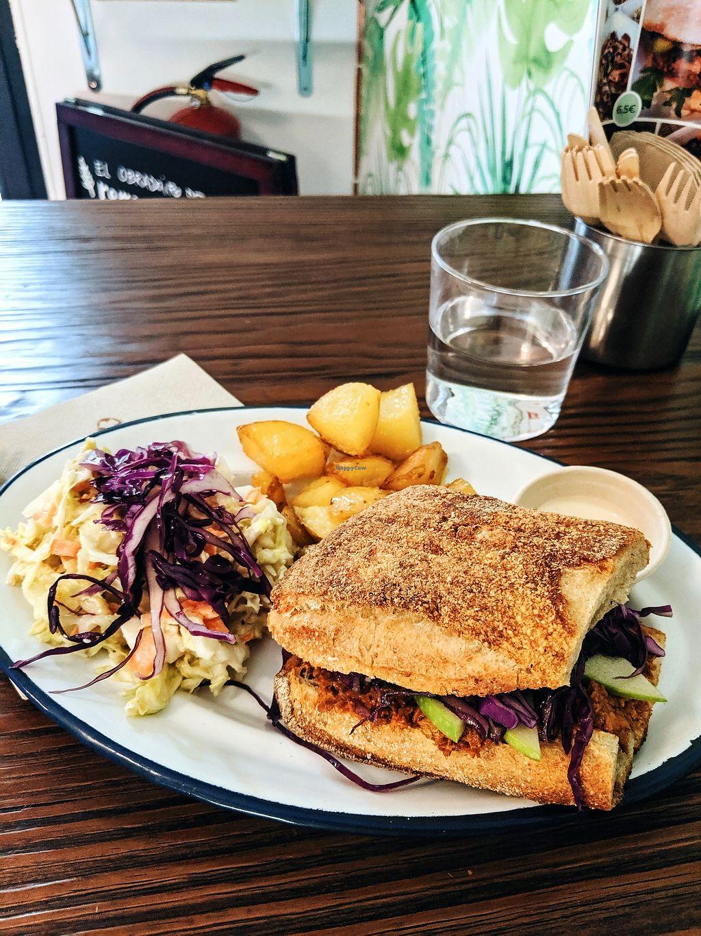 El Obradoiro De Romero Verde Madrid Restaurant Happycow
