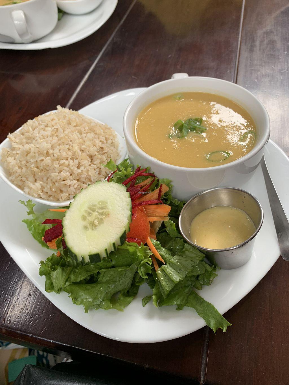 Mantras Veggie Cafe and Tea House - San Jose Restaurant