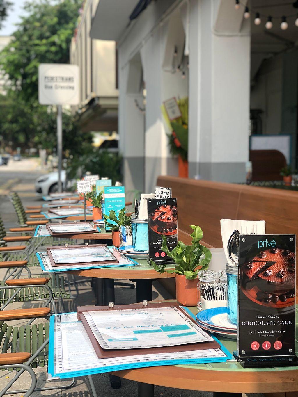 Prive - Tiong Bahru - Central Singapore Restaurant - HappyCow