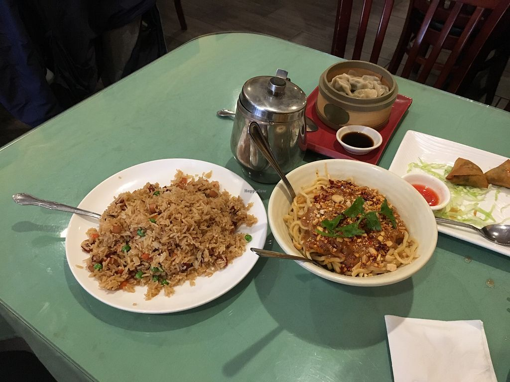 Enjoy Vegetarian Restaurant Financial District San