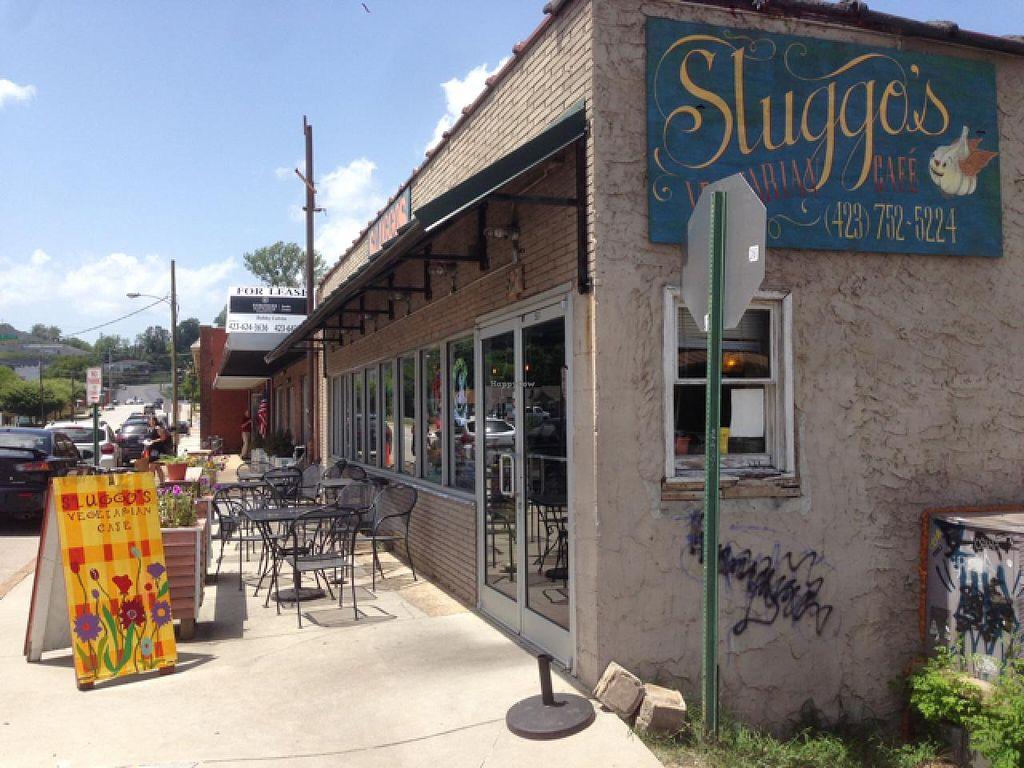 Sluggo S North Vegetarian Cafe Chattanooga Tennessee Restaurant Happycow