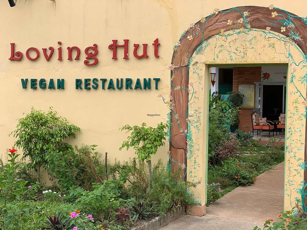 Loving Hut Abidjan Restaurant Happycow