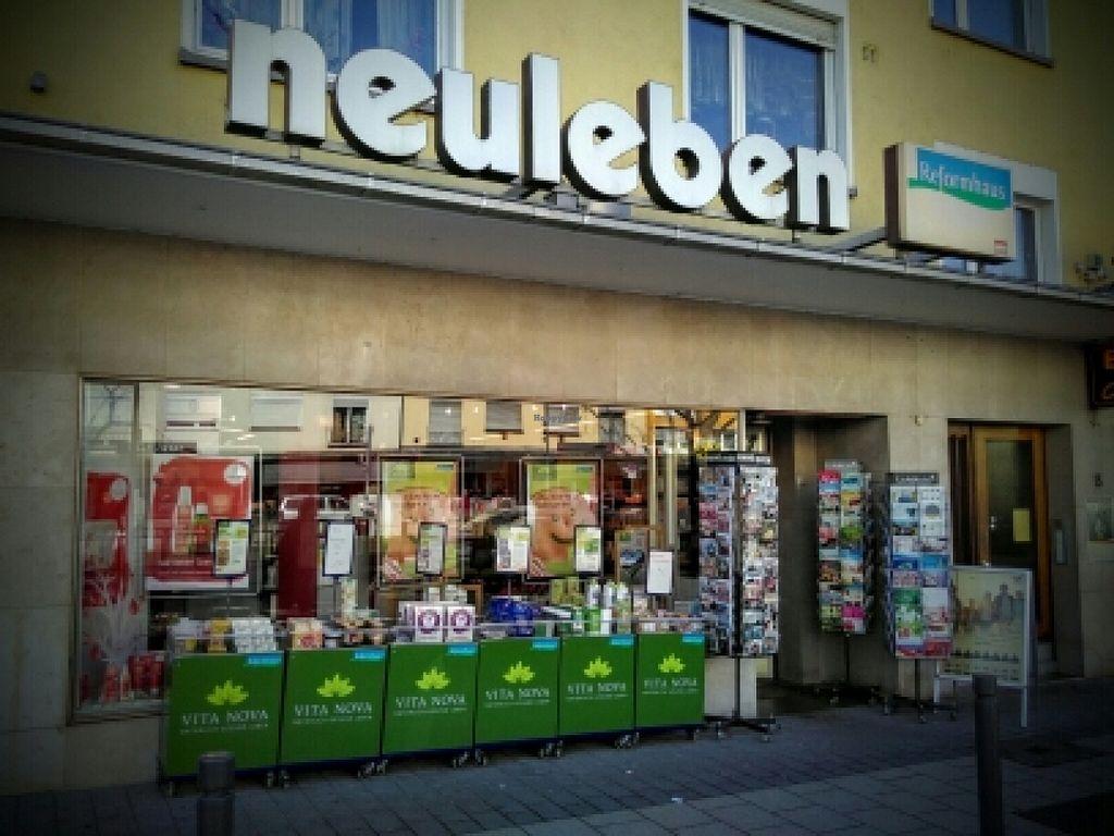 Vitalia Reformhaus Karlsruhe Health Store Happycow
