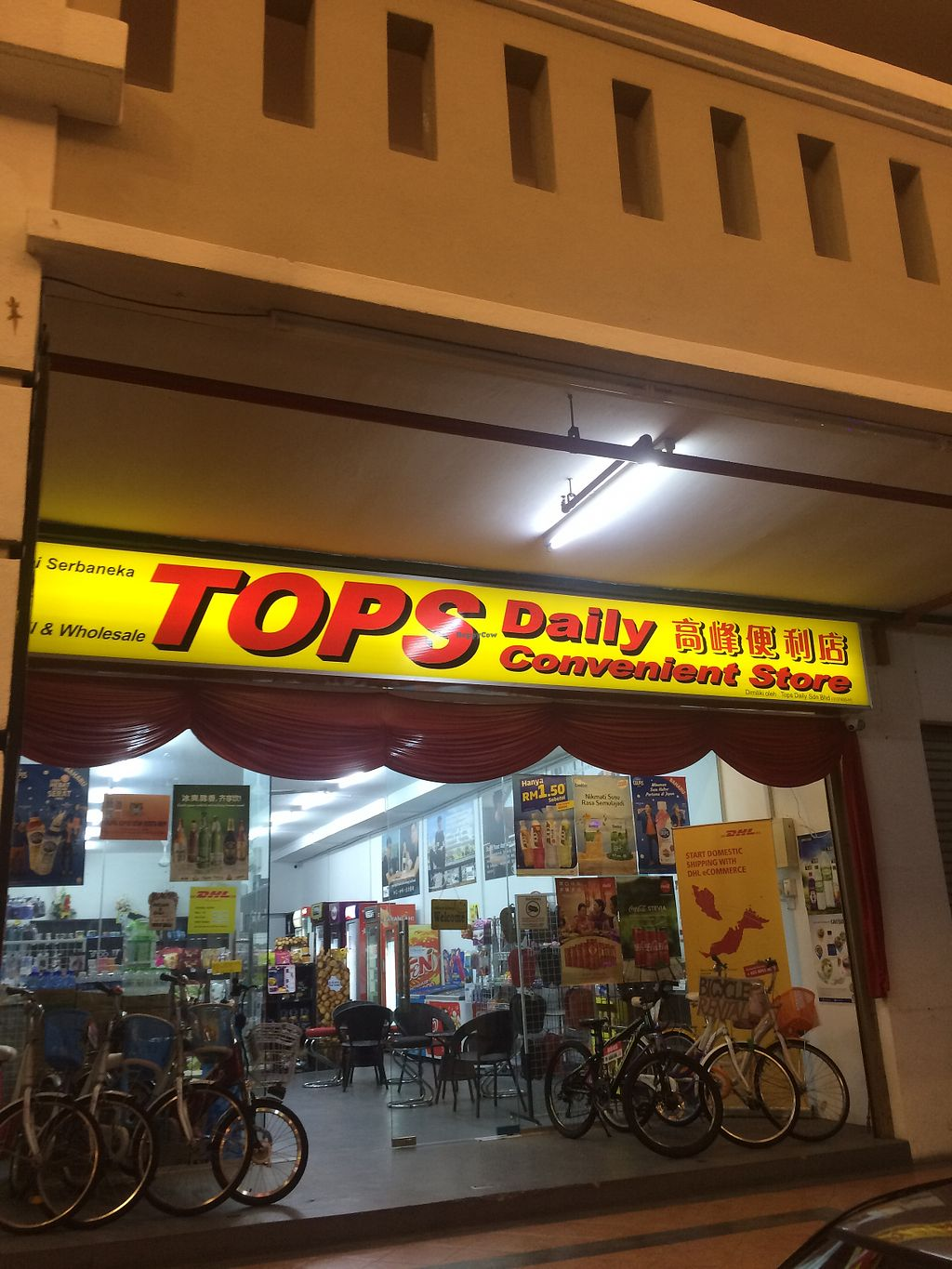 The Vegetarian Food Specialist - Penang Health Store - HappyCow