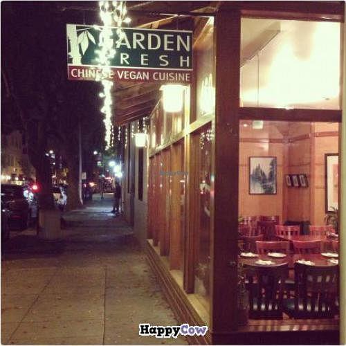 Garden Fresh Palo Alto California Restaurant Happycow