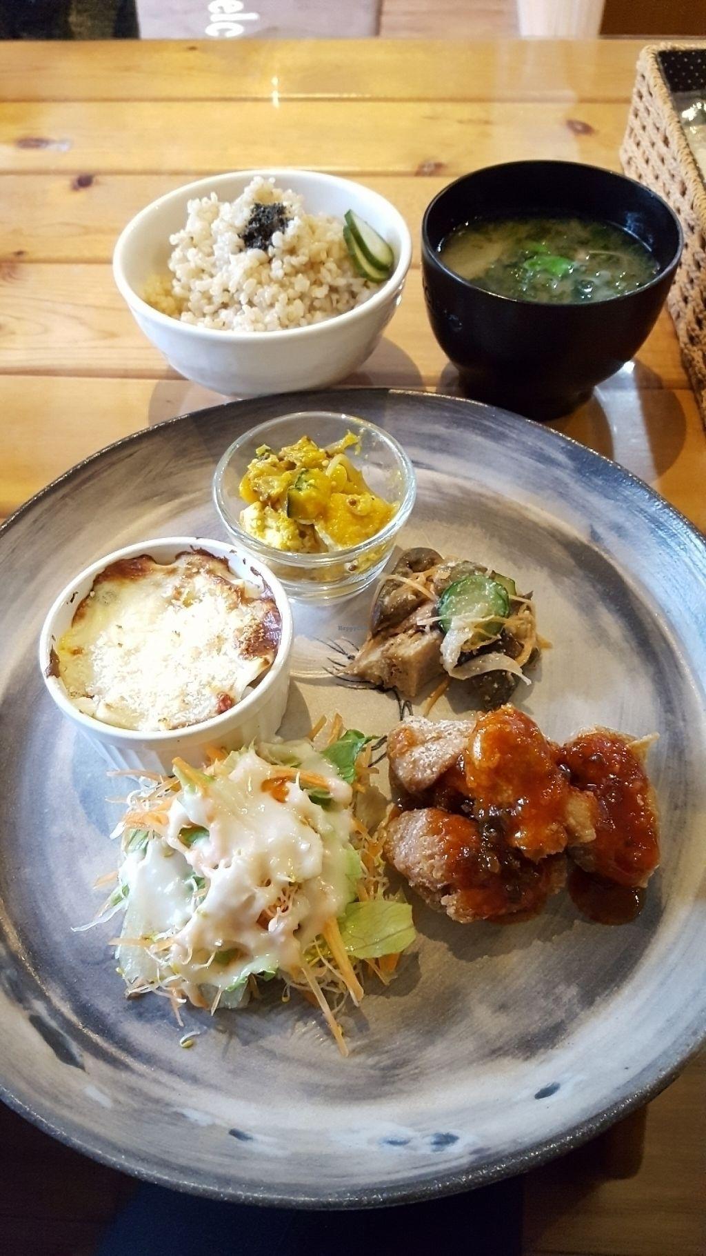 Pupu Kitchen and Health Food Shop - Nagoya Restaurant - HappyCow