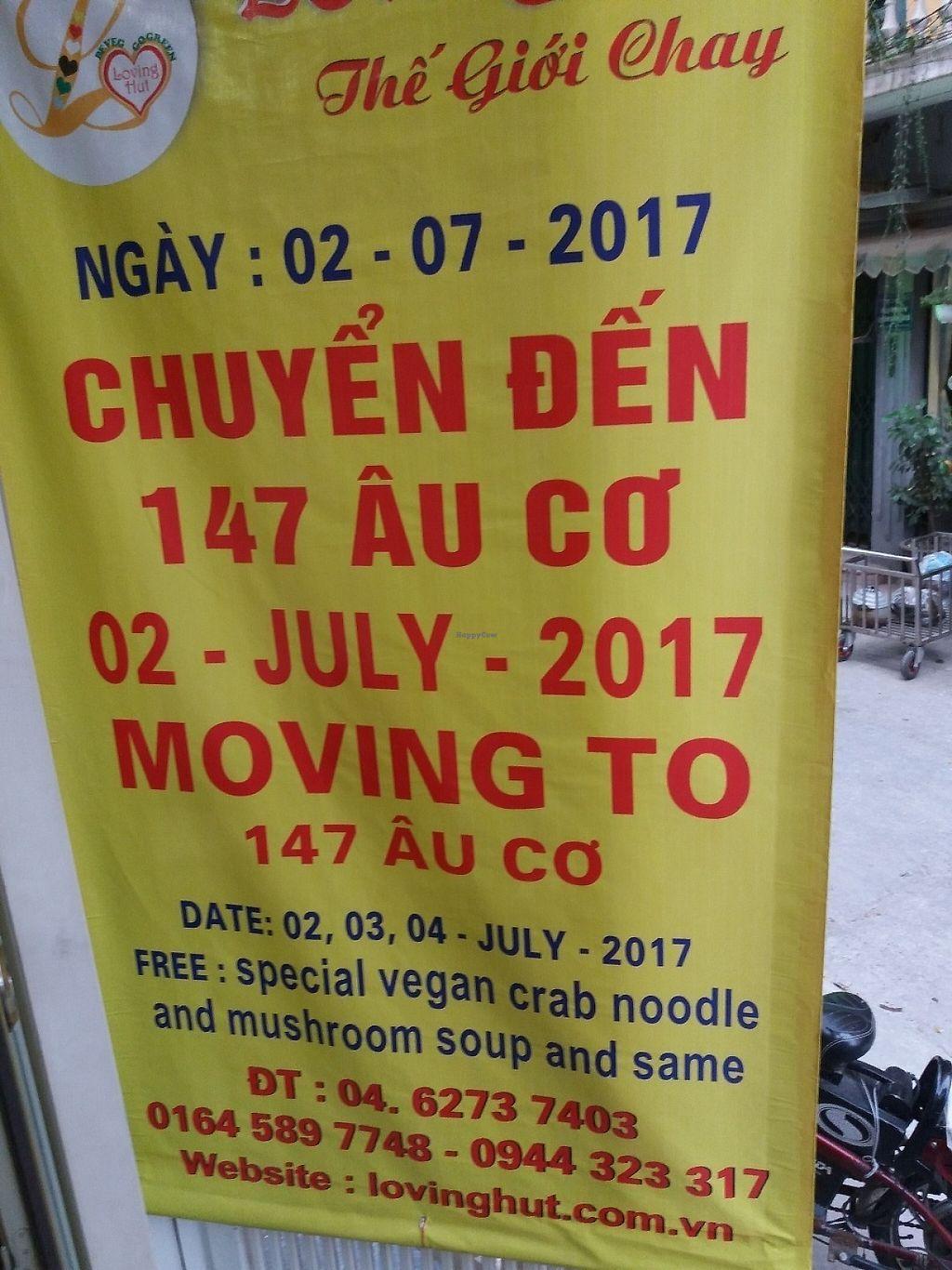 Loving Hut - Tay Ho - Hanoi Restaurant - HappyCow