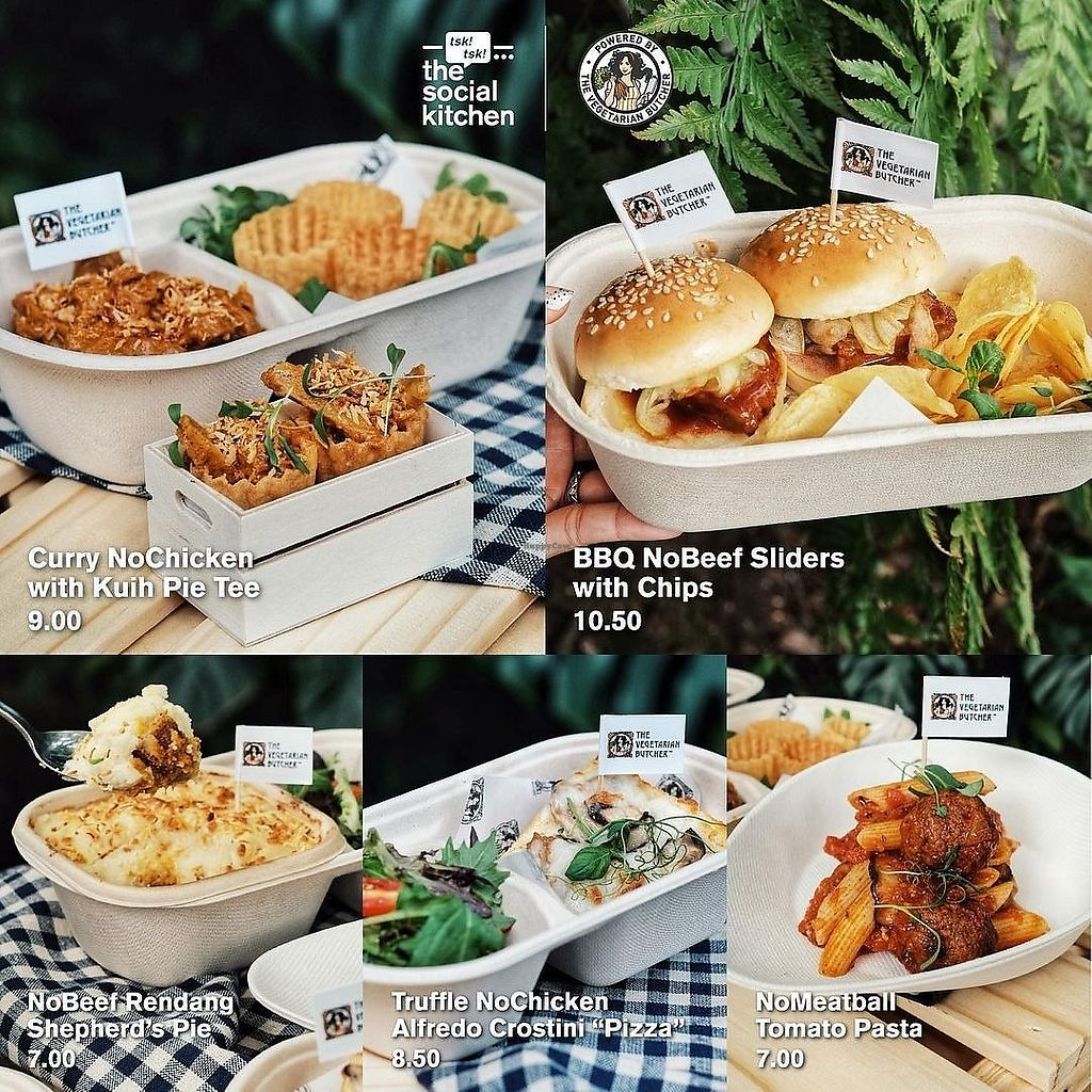 The Social Kitchen Garden By The Bay Central Singapore Restaurant Happycow