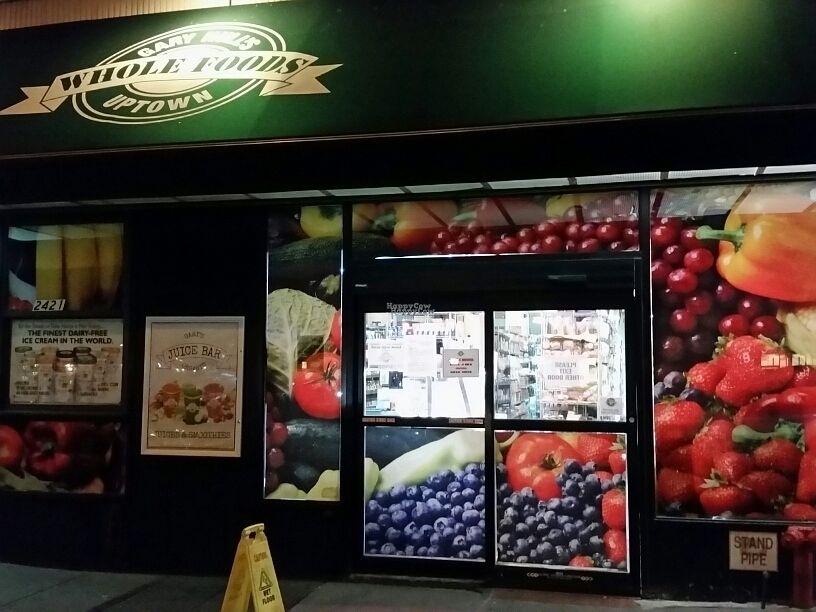 Gary Nulls Uptown Whole Foods New York City New York Health Store