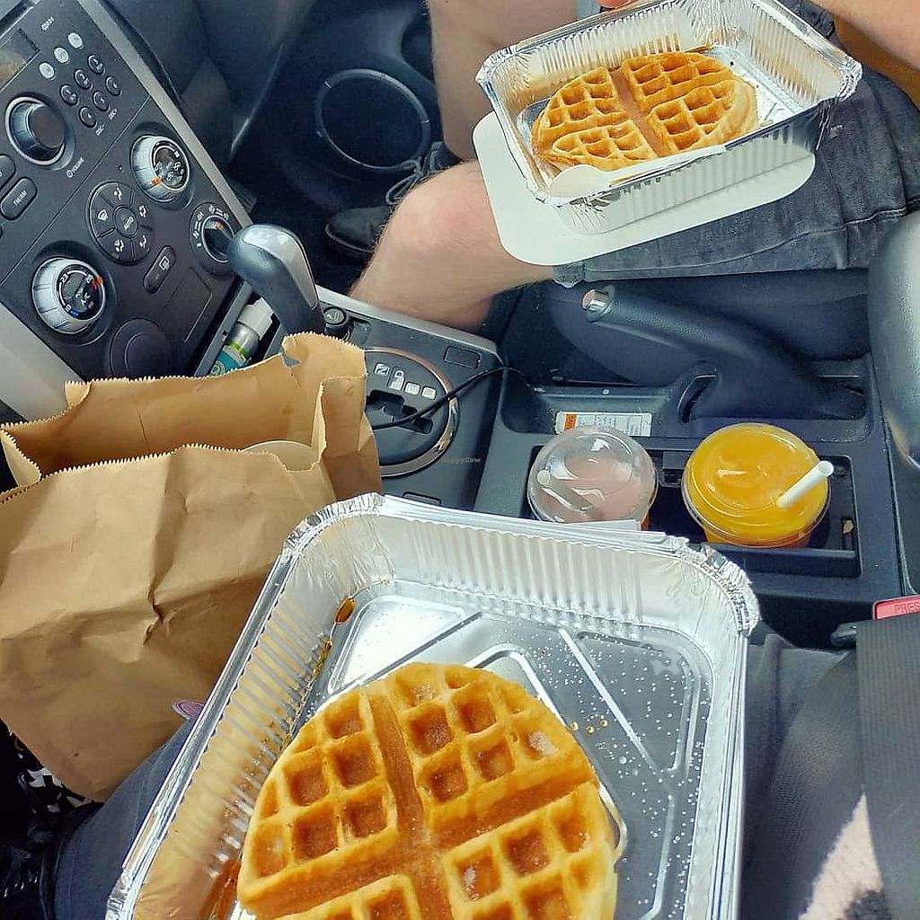 Waffles charlie Not in