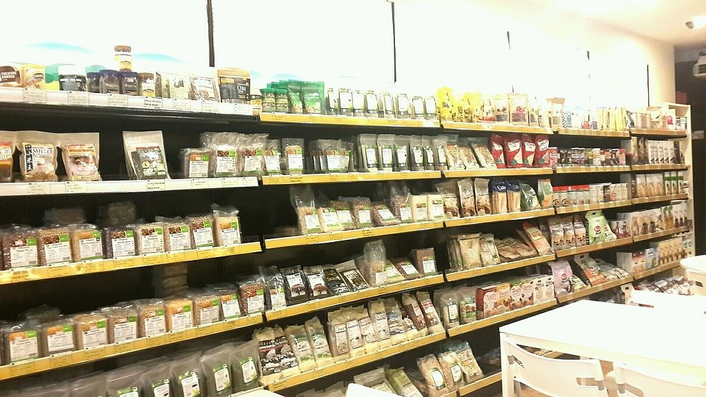 Anew Organic Shop - Subang Jaya Restaurant - HappyCow