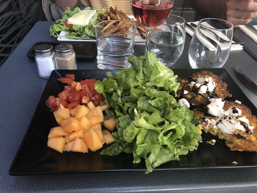 Le Tournesol Cuisine Vegetarienne Albi Restaurant Happycow