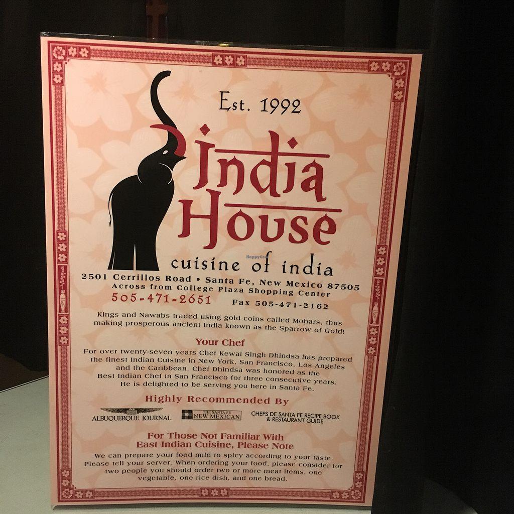 India House - Santa Fe New Mexico Restaurant - HappyCow