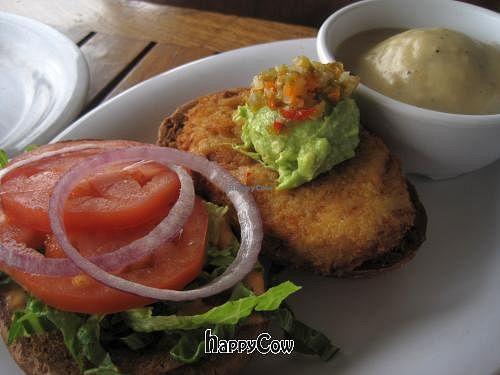 Veggie Grill Santa Monica California Restaurant Happycow