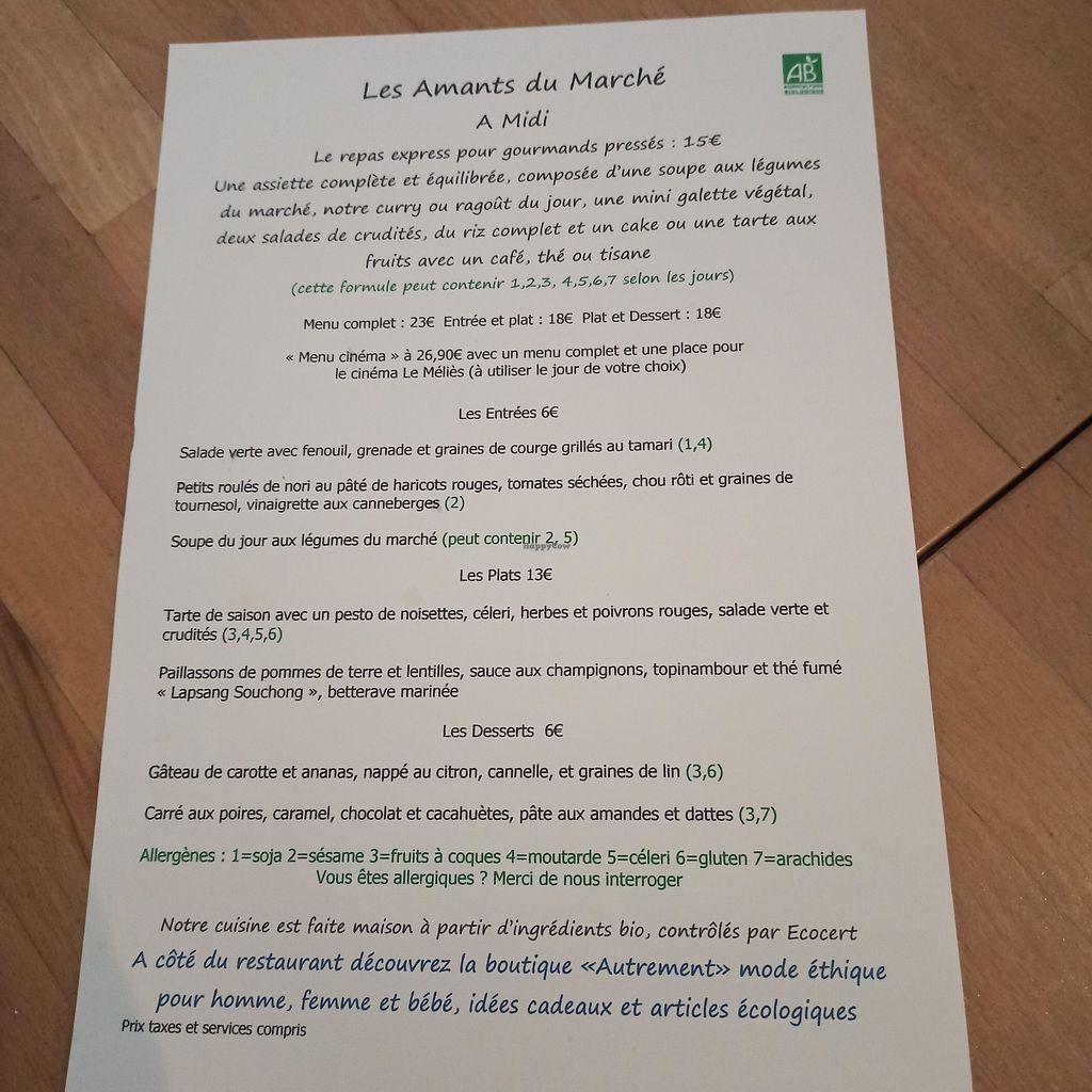 Ambiance Et Deco Idron les amants du marche - pau restaurant - happycow