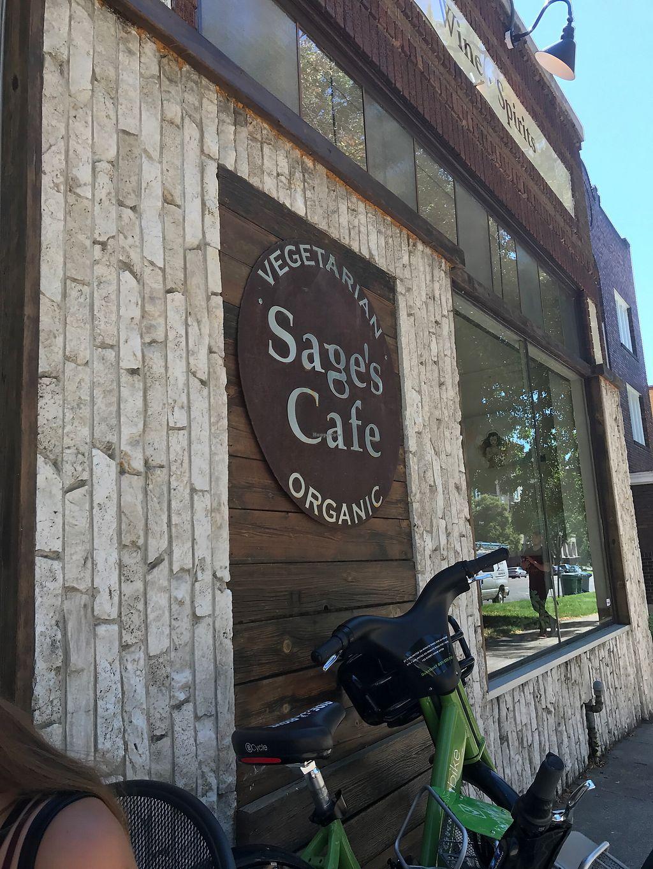CLOSED: Sage's Cafe - Salt Lake City Utah Restaurant - HappyCow