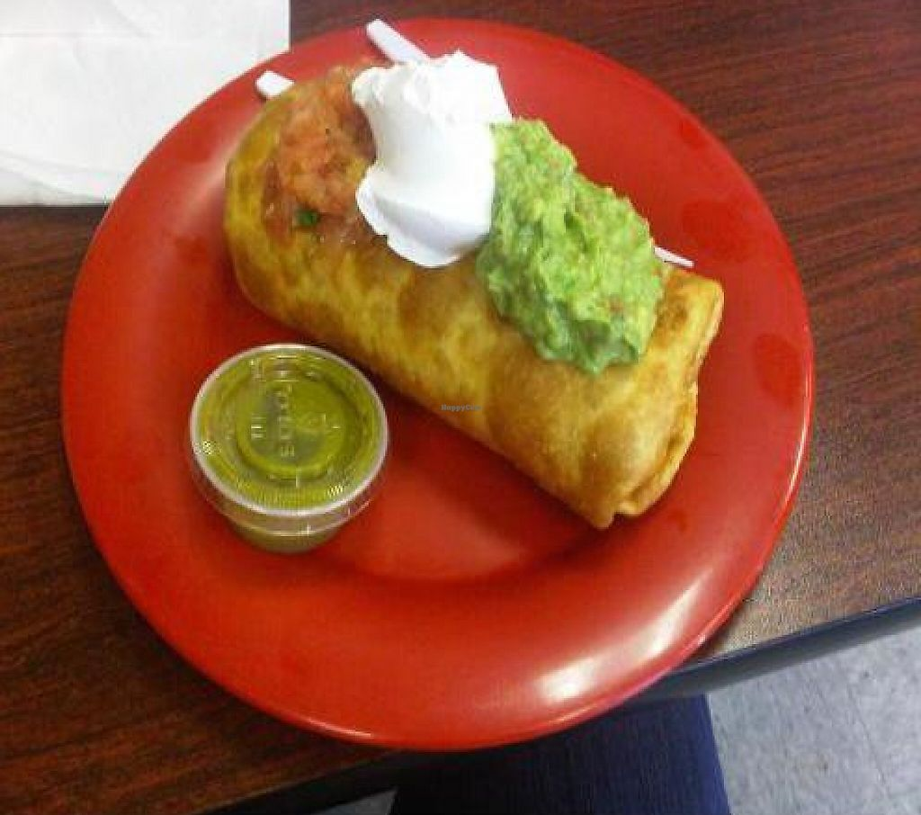 Almost Famous Chimichangas closed: mountain west burrito - provo utah restaurant - happycow