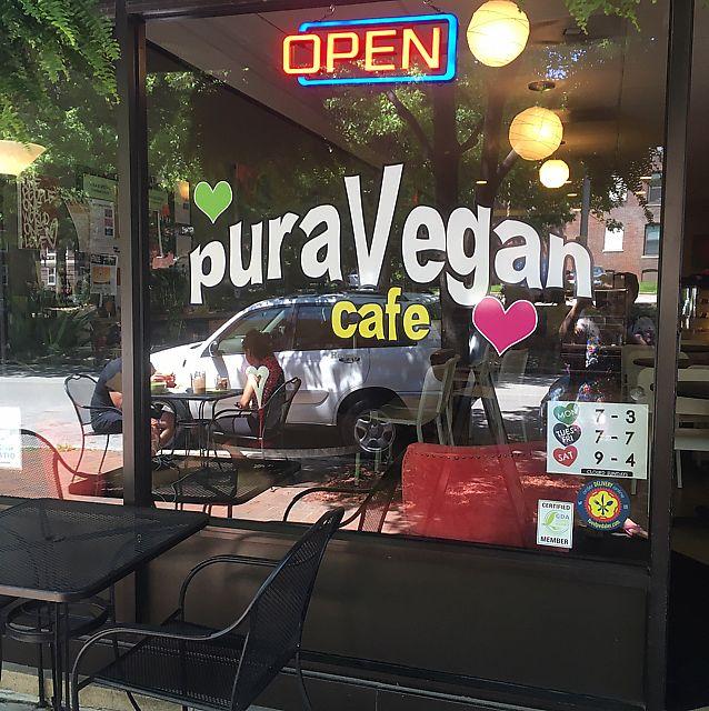 Puravegan - St Louis Missouri Restaurant