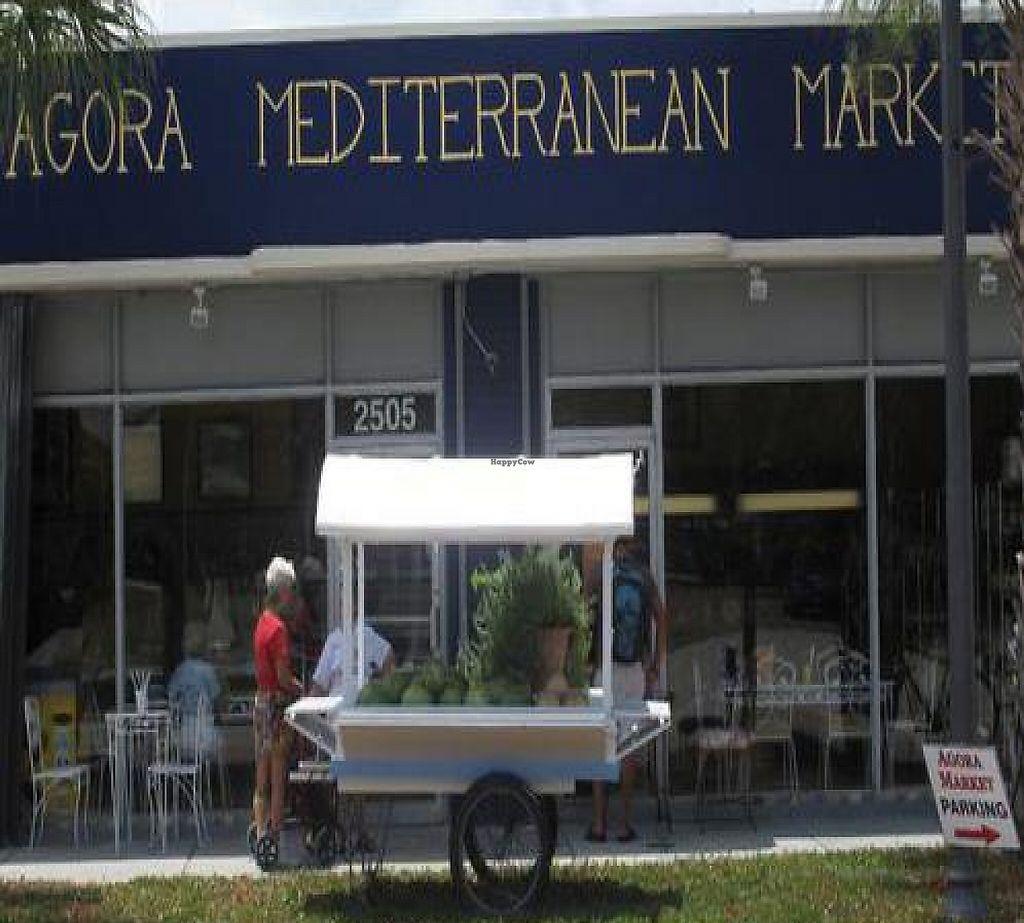 Dawali Mediterranean Kitchen Chicago: Agora Mediterranean Kitchen