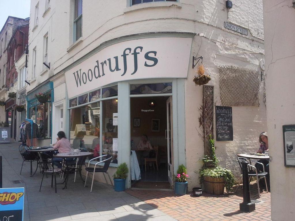 Woodruffs Organic Cafe - Stroud Restaurant - HappyCow