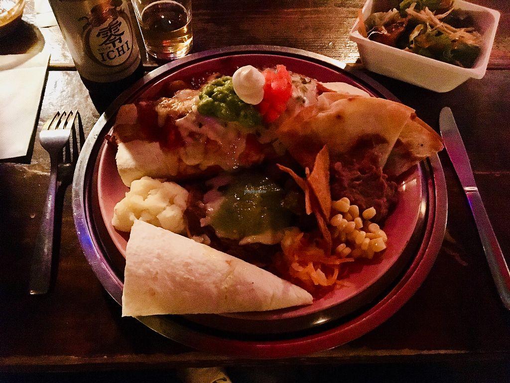 Panche Per Fast Food.El Pancho Osaka Restaurant Happycow