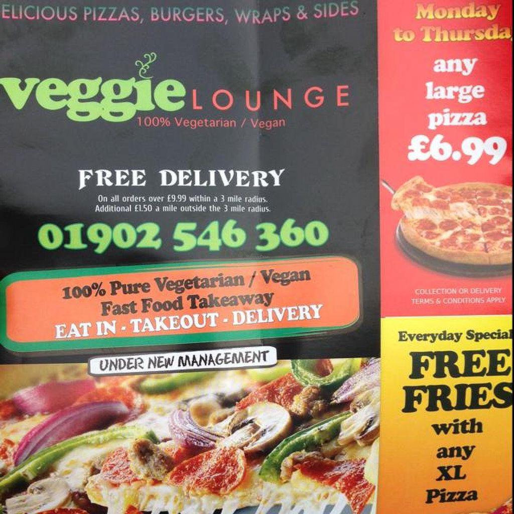 Veggie Lounge Wolverhampton Restaurant Happycow