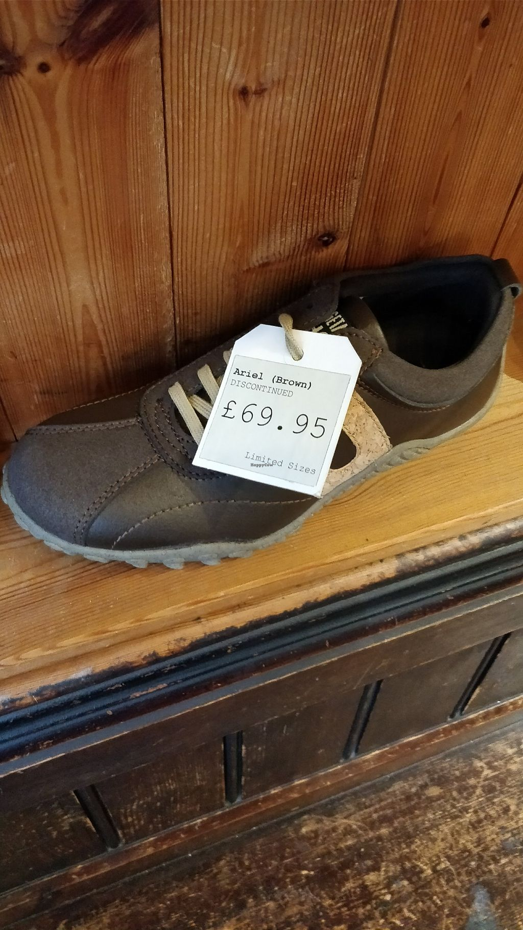 d277868cabfb Vegetarian Shoes - Brighton Veg Store - HappyCow