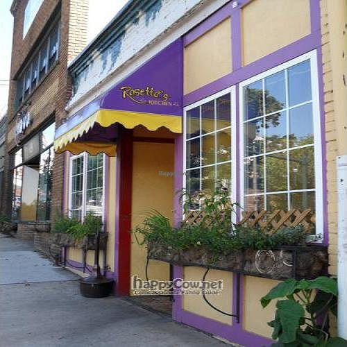 Rosetta S Kitchen Asheville North Carolina Restaurant