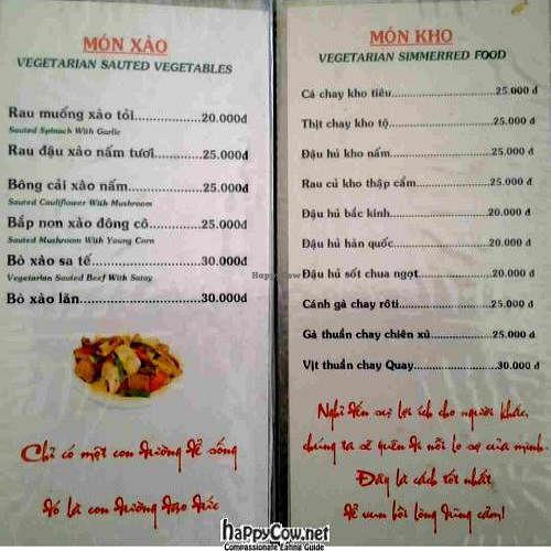 Di Lac Thu Dau Mot Restaurant Happycow