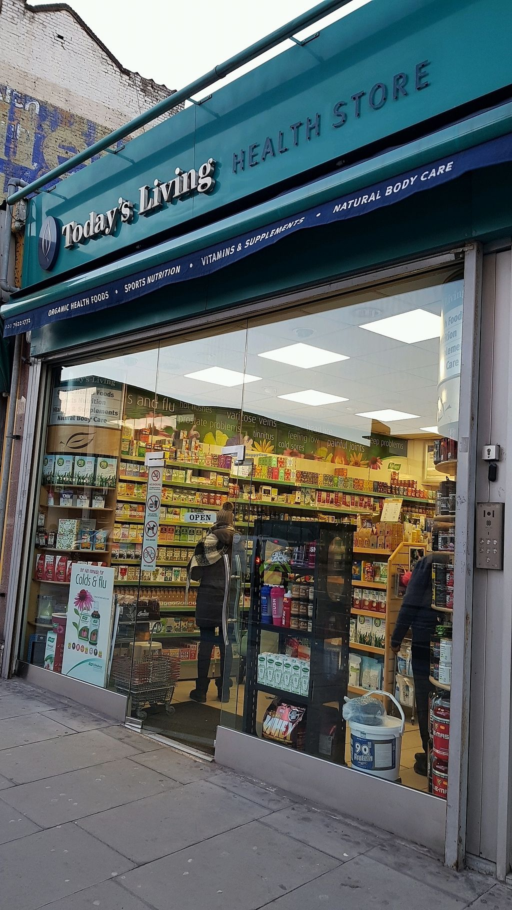Todays Living South West London Health Store Happycow