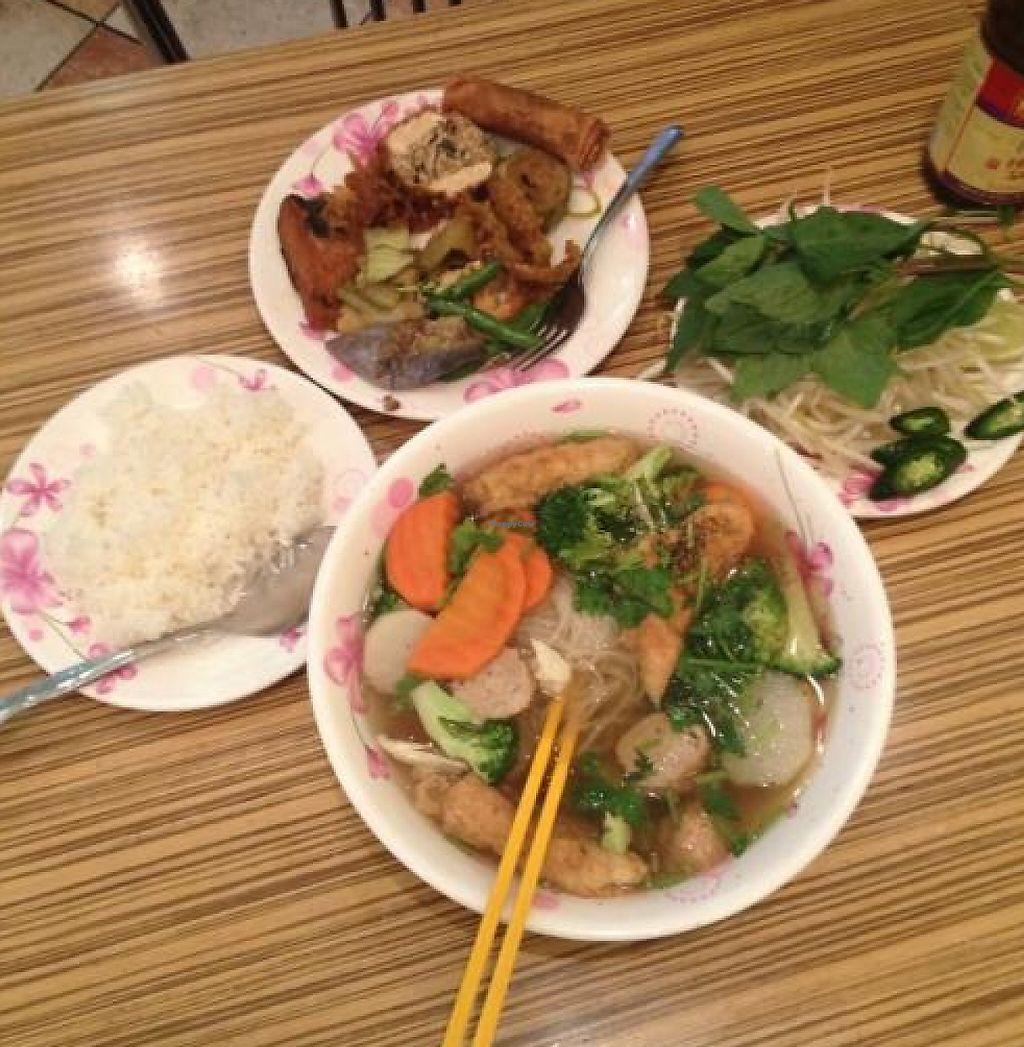 e06b461bc6 Thanh Van Restaurant - Falls Church Virginia Restaurant - HappyCow