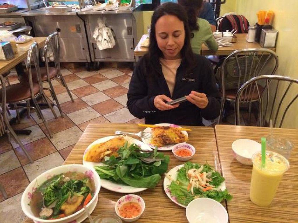 0eaf8d14b4 great food. humble ambience. at Thanh Van Restaurant in Falls Church