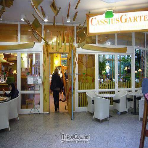 Cassius Garten Bonn Restaurant Happycow