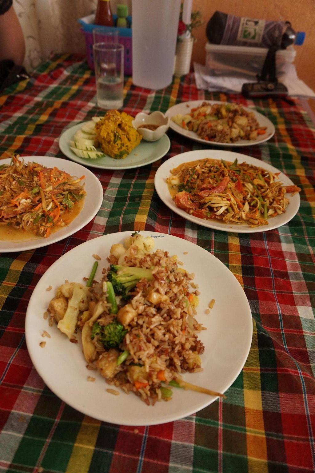 On S Thai Isaan Kanchanaburi Restaurant Happycow