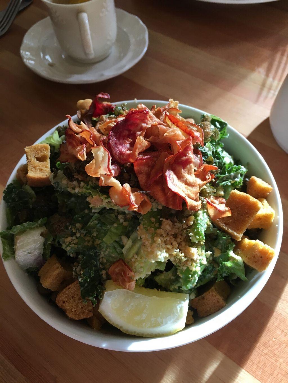 Heirloom Vegetarian - Vancouver | Review