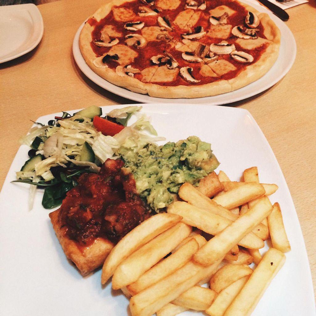 Tias Mexican And Mediterranean Restaurant Durham