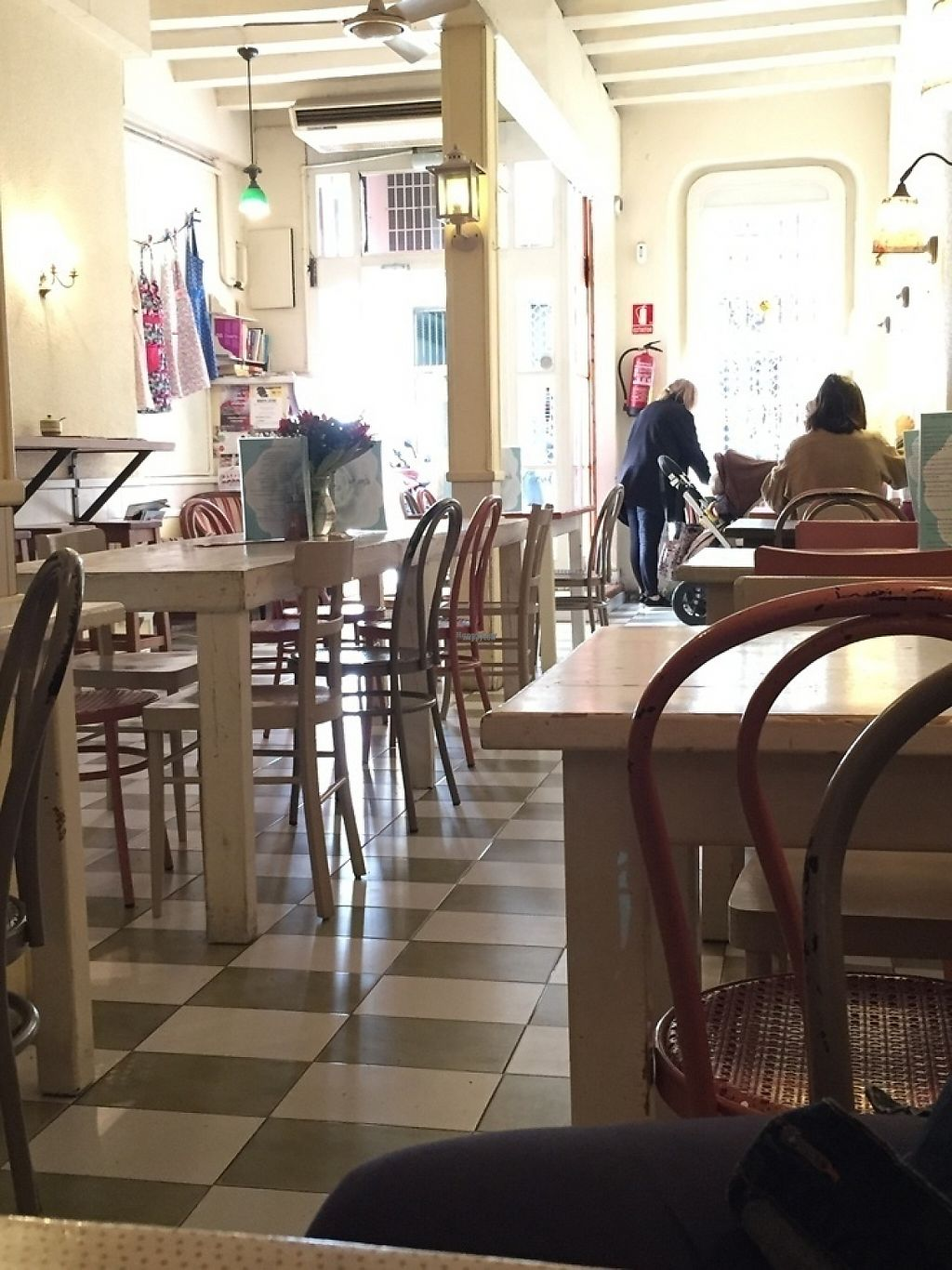 Cafe Camelia Barcelona Restaurant Happycow