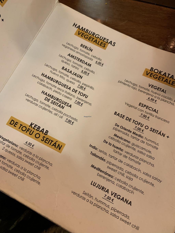 La Muga Bilbao Restaurant Happycow