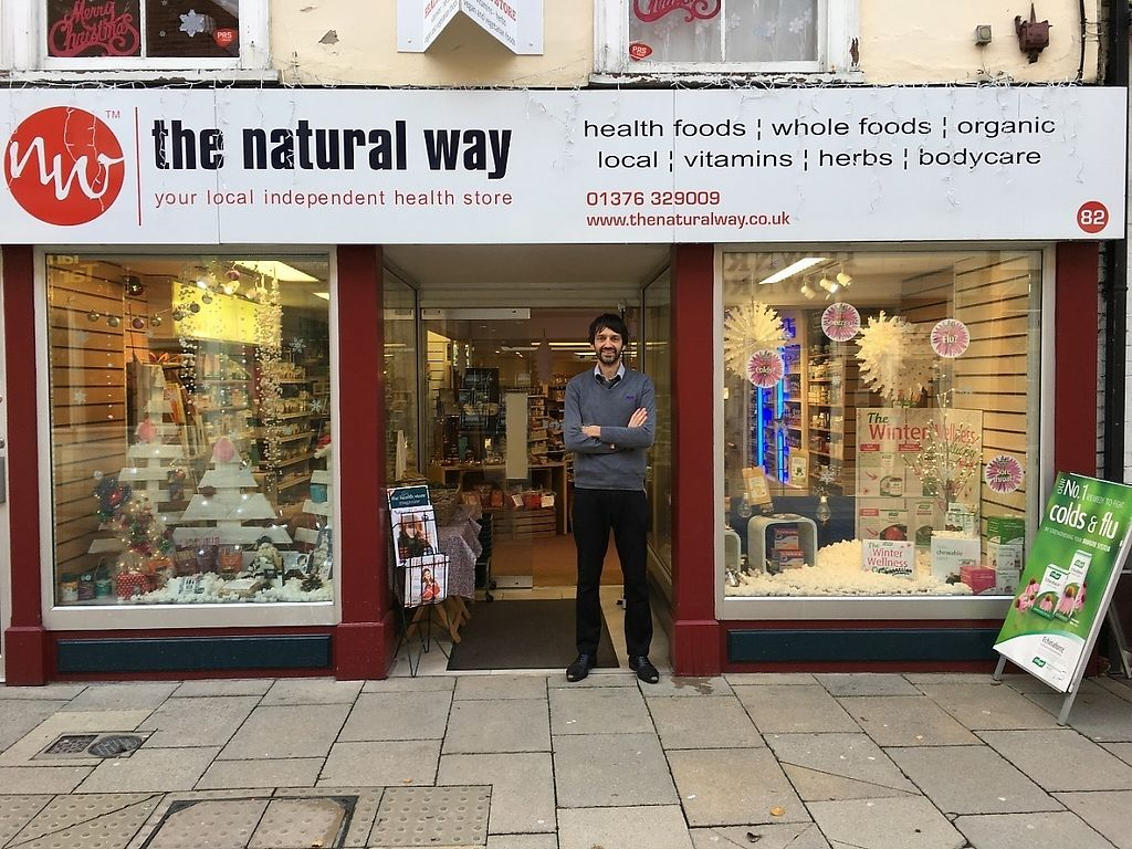 The Natural Way Braintree Health Store Happycow