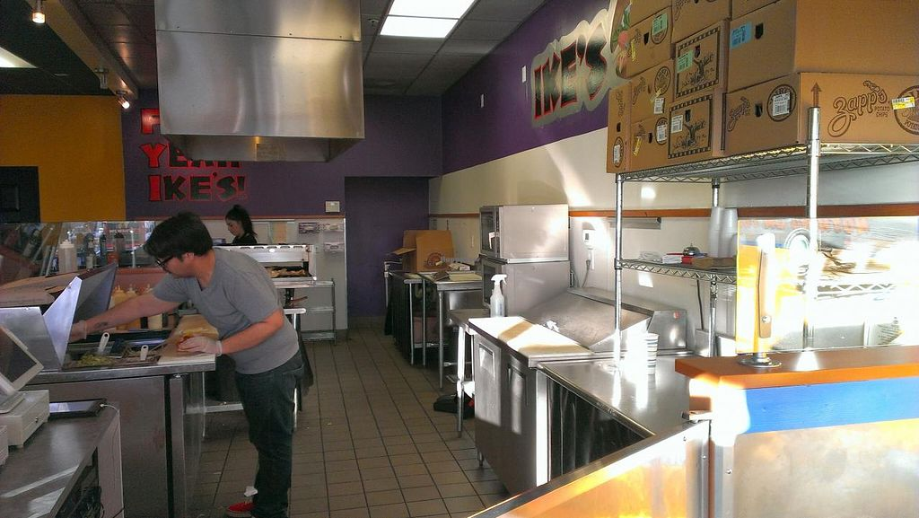 Ike S Salinas California Restaurant Happycow