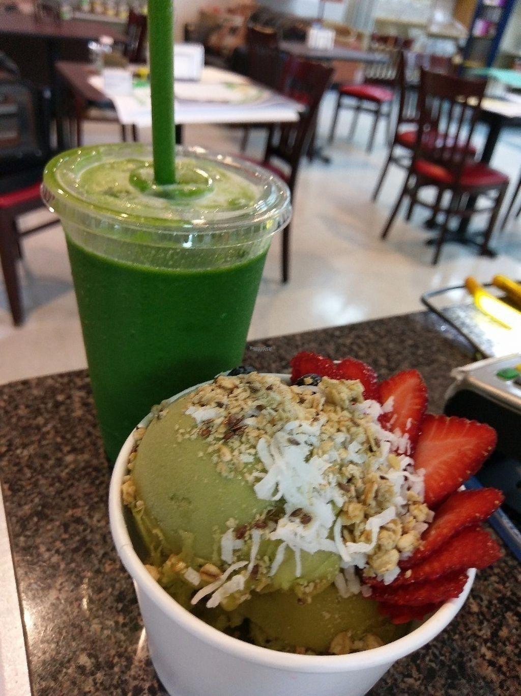 Nutrition Shoppe Juice and Sandwich Bar - Vacaville