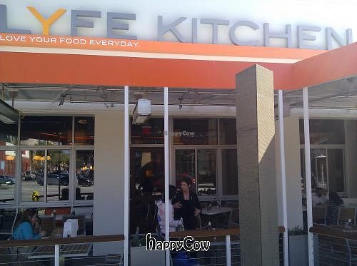 CLOSED: LYFE Kitchen - Culver City California Restaurant ...