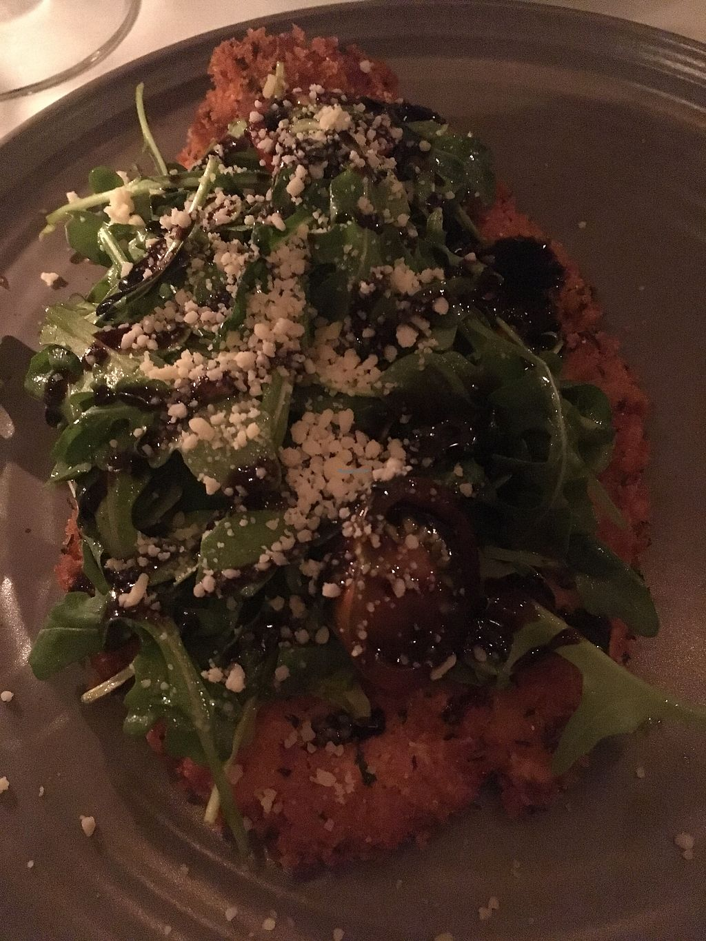 Scaloppini Milanese At Crossroads Kitchen In Los Angeles